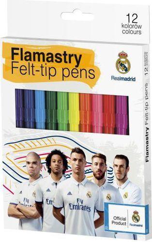 Astra Flamastry Real Madryt 12 kolorów (242738)