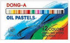 DONG-A Pastele olejne 12 kolorów - WIKR-955528