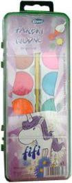 Grand Farby akwarelowe 12 kolorów