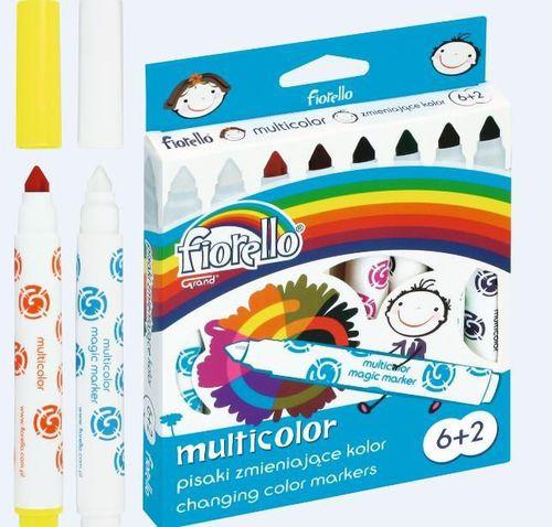 Grand Multicolor Fiorello 6 kolorów (GR-F166-8 )
