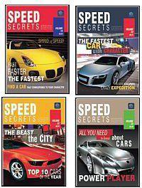 Interdruk Dzienniczek ucznia A6/16 kartek Speed Secrets