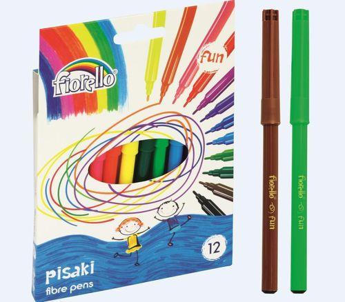 KW Trade Pisaki Fiorello Fun 12 kolorów (GR-F887-12)