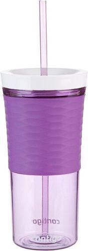CONTIGO Shaker do mrożonej kawy 540ml Shake&Go Contigo Lilac roz. uniw (1000-0326)