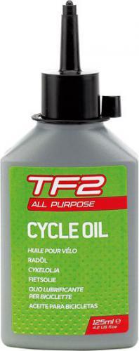 WELDTITE Olej Do Łańcucha TF2 CYCLE OIL ALL WEATHER (warunki suche i mokre) 125 ml (WLD-3001)