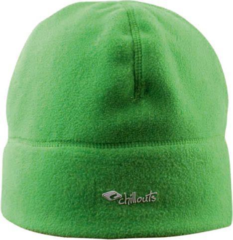 CHILLOUTS Czapka Freeze Fleece Hat FFH06 zielona (CHI-3839)