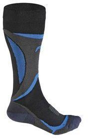 Fuse Skarpety zimowe SKIING TEC A 100 męskie / 47-49 czarno-niebieskie  (FSE-27-4714-8-4-0182)
