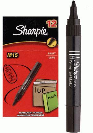 Sharpie Marker permanentny okrągła końcówka Czarny (WIKR-090457)