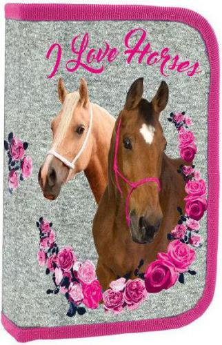Piórnik Derform Konie 13 jednokomorowy (DERF.PJKO13)