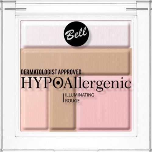 BELL Hypoallergenic Illuminating Rouge 01 5g