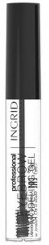 INGRID Eyebrow Modeling Gel Żel do modelowania brwi Clear 9ml