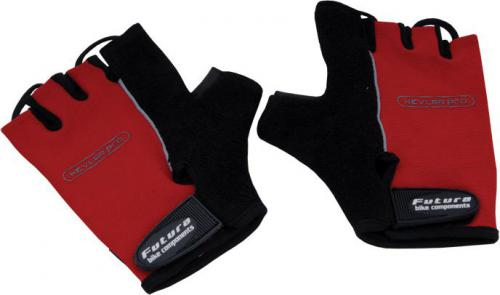 Futura Rękawiczki rowerowe Futura Trendy Kevlar czerwone r. XXL (FUT-RK-TR-XXL-CW)