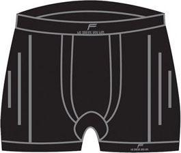 Fuse Bokserki męskie AllSeason Megalight 200 czarne r. M (FSE-11-1202-8-1-0002)