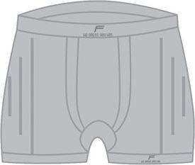Fuse Bokserki męskie Staycool Megalight 140 srebrne r. M (FSE-11-1006-8-1-0006)