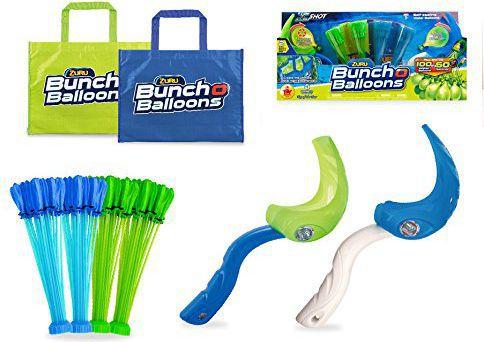Tm Toys Bunch O Baloons Duży Zestaw, 2 Wyrzutnie + Balony - GXP-591031