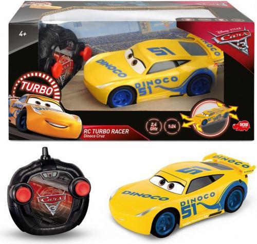 Dickie Auto na radio Cruz Cars 3 Dickie