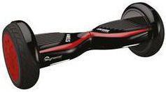 "Deskorolka elektryczna Skymaster Wheels 11"" Dual System Black-Red"