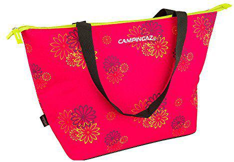 Campingaz Torba Termiczna Shopping Cooler Pink Daisy 15l  (052-L0000-2000013686-162)