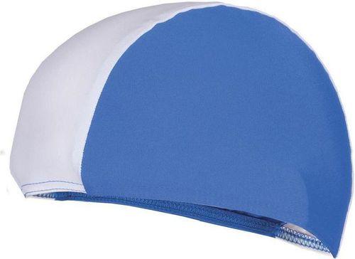 Spokey Czepek pływacki Lycras Spokey niebiesko-biały roz. uniw (834341)