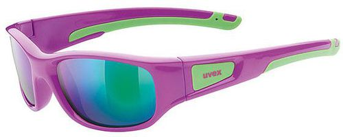 UVEX Okulary Dziecięce Sportstyle 506 Czerwone (53865)