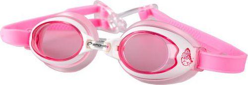 Spokey Okulary pływackie dziecięce Oceanbaby Xfit Spokey różowy roz. uniw (836918)