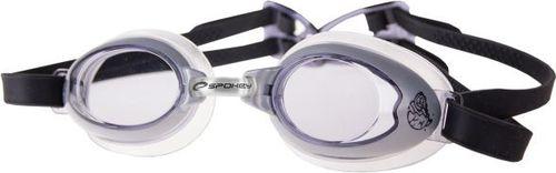 Spokey Okulary pływackie dziecięce Oceanbaby Xfit Spokey czarny roz. uniw (836920)