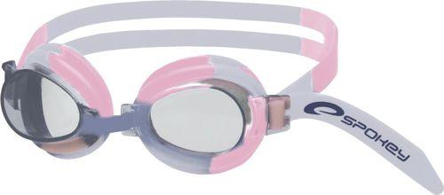Spokey Okularki pływackie dziecięce Jellyfish Spokey  roz. uniw (82278)