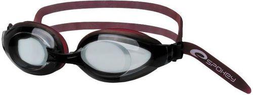 Spokey Okulary pływackie Breaker czerwony (84077)