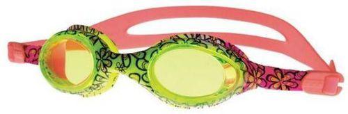 Spokey Okularki pływackie dziecięce Barbus różowo-zielony  (839230)