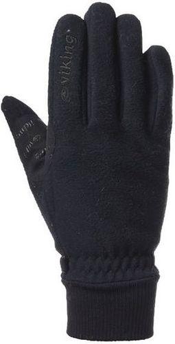 Viking Rękawice narciarskie Zax Windstopper® czarne r. 5 (1708475)