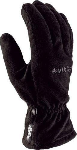 Viking Rękawice Runner czarne r. 5 (130/08/3705)