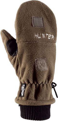 Viking Rękawice męskie Hunter brązowe r. 6 (130/08/3801)