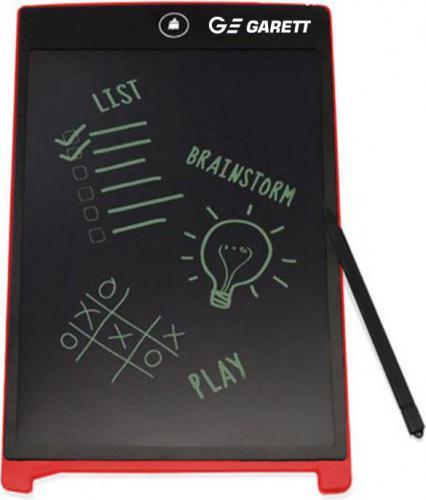Tablet graficzny Garett Tab1 czerwony