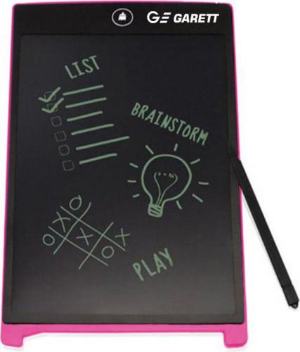 Tablet graficzny Garett Tab2 różowy
