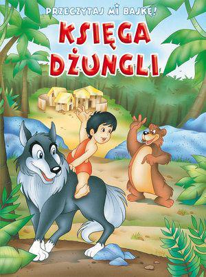 Przeczytaj mi bajkę! Księga dżungli (178101)