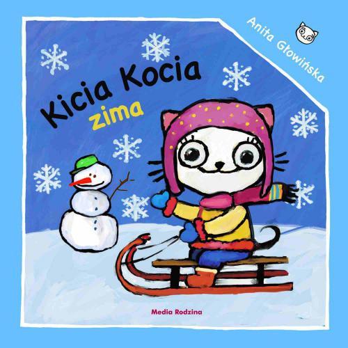 Kicia Kocia. Zima (218702)