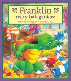 Debit Franklin mały bałaganiarz - 10324