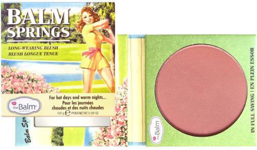 Balm Springs Long Wearing Blush róż do policzków 5,61g