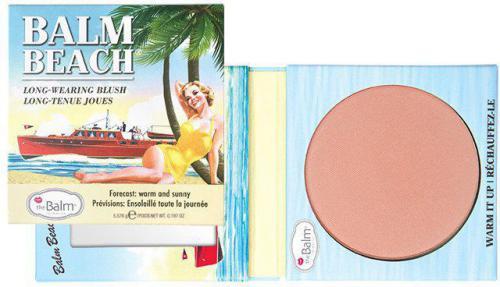 THE BALM_Balm Beach Long Wearing Blush róż do policzków 5,57g