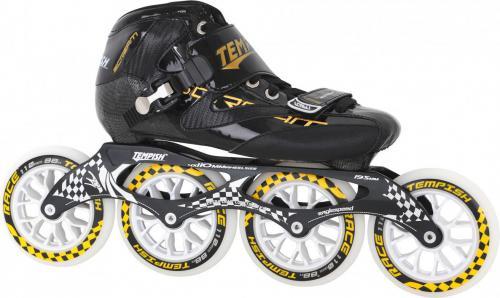 Tempish Rolki biegowe Tempish Scream czarno-żółte r. 38 (10000047014-38110)