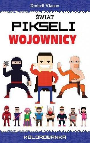 Wilga Świat pikseli. Wojownicy - 180256