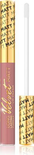 Eveline Velvet Matt Lip Cream Pomadka do ust 416 1szt.
