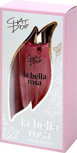 Chat Dor La Bella Rosa EDP 30ml