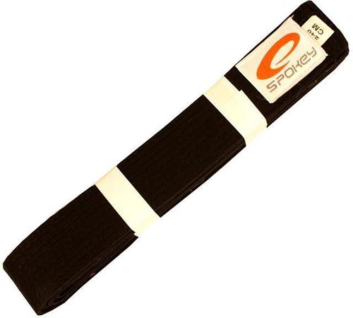 Spokey Pas do kimona UNSU  czarny r. 240 cm (85109)