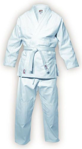 Spokey Kimono do judo TAMASHI  białe r. 110 (830615)