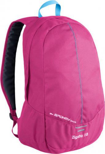 Spokey Plecak sportowy Zigsta 18 różowy (837678)