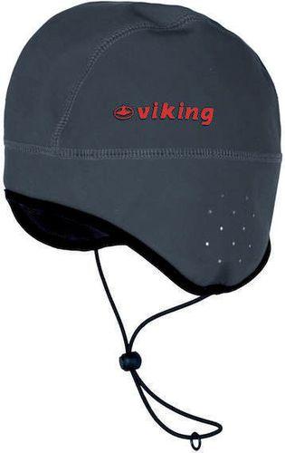 Viking czapka męska Softshell czarna r. 56 cm (235/09/3116)