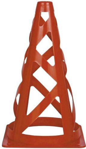 Spokey Pachołek 22,5 cm Lithe Spokey czerwony roz. uniw (82326)
