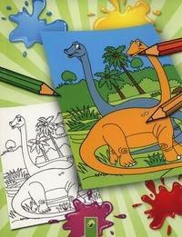 Vemag Kolorowanka Dinozaury - 153644