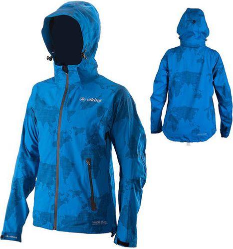 01d3e849e9c22 Viking Kurtka przejściowa Monsun niebieska r. L (700/17/5190/15