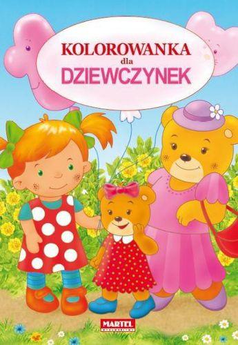 Martel Kolorowanka dla dziewczynek - 141717